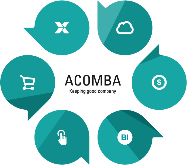 Acomba - Keeping good company